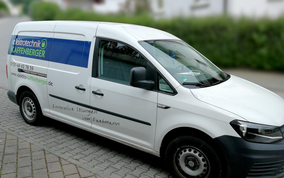 Team Andreas Kaffenberger VW Caddy